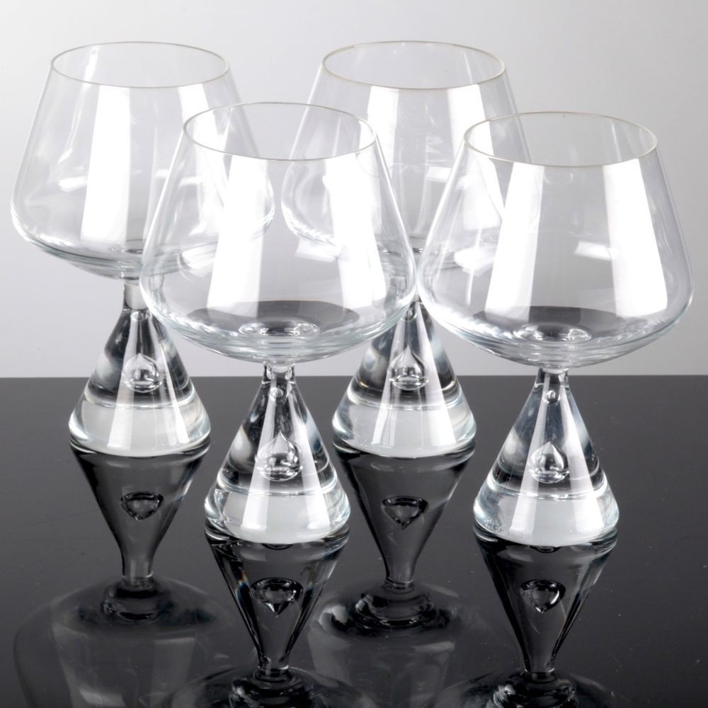 Holmegaard Princess Glas Gläser  Cognac  Bent Severin