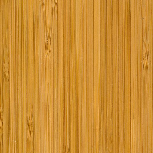 Bamboo Vertical Carbonized 5/8 x 3 3/4 x 3' and 6' FSC Square Edged- Unfinished Flooring