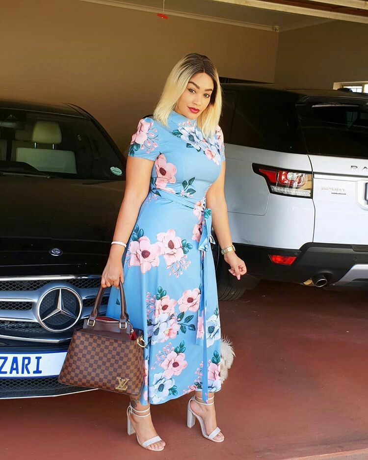 Maryam/'s Diamond Style Classic Maxi Dress