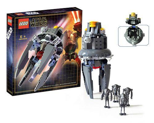 GENUINE LEGO STAR WARS IG-88 Bounty Hunter Assassin Droid Minifig Blasters NEW