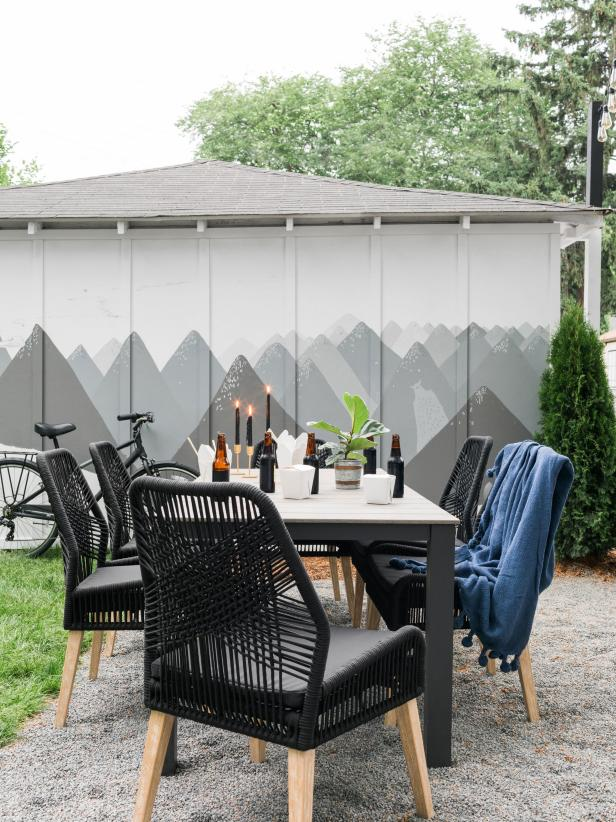 Living Room Pictures From HGTV Urban Oasis 2019 | HGTV ... on Urban Living Outdoor id=30197