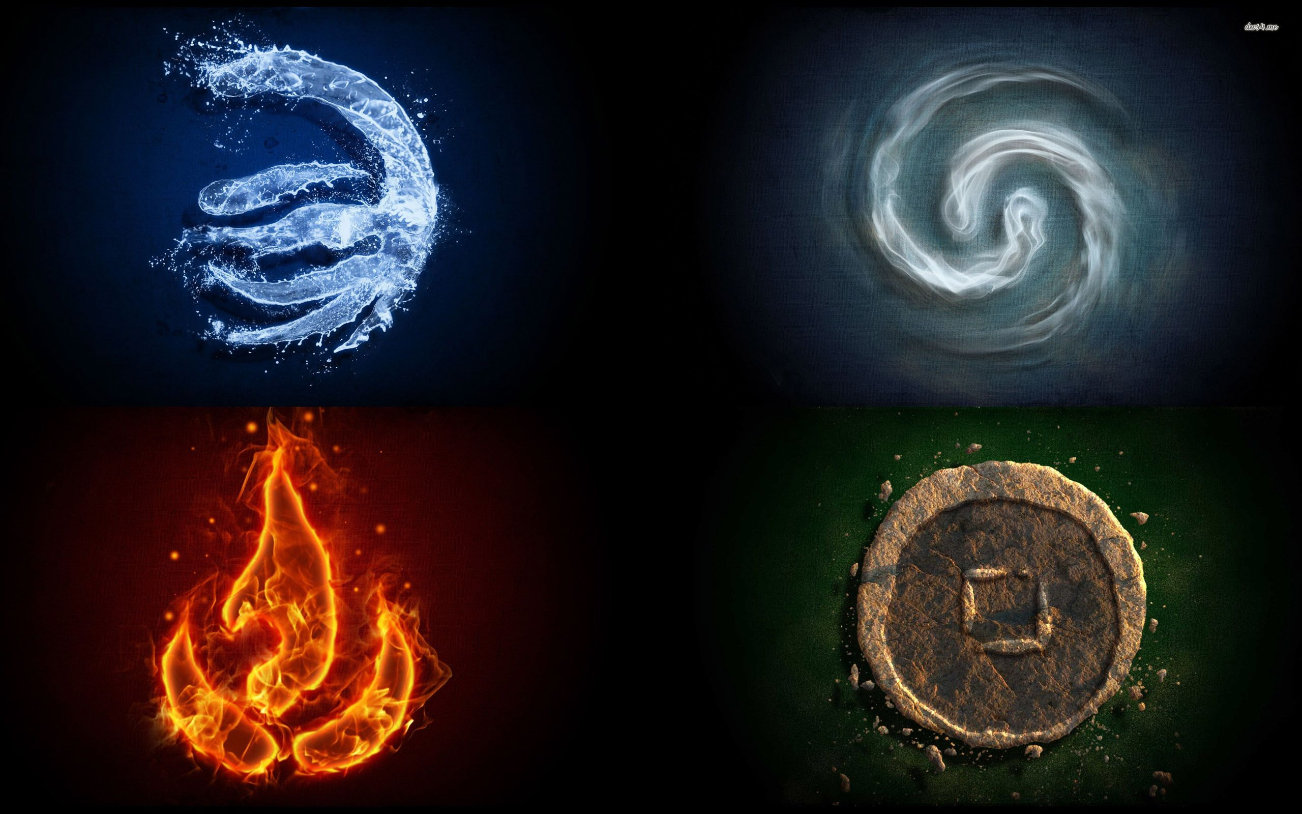 Four Elements Art : 2560x1600px four elements of nature #372774 soul pinterest