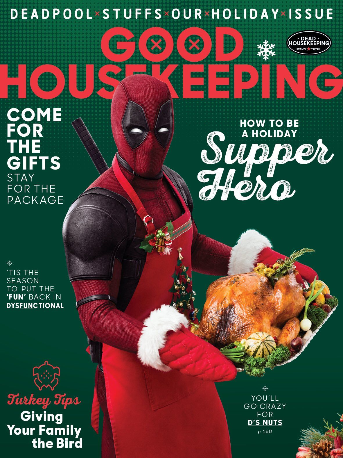 Good housekeeping thanksgiving
