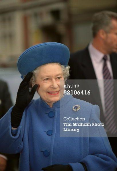Queen Elizabeth, November 23, 1999