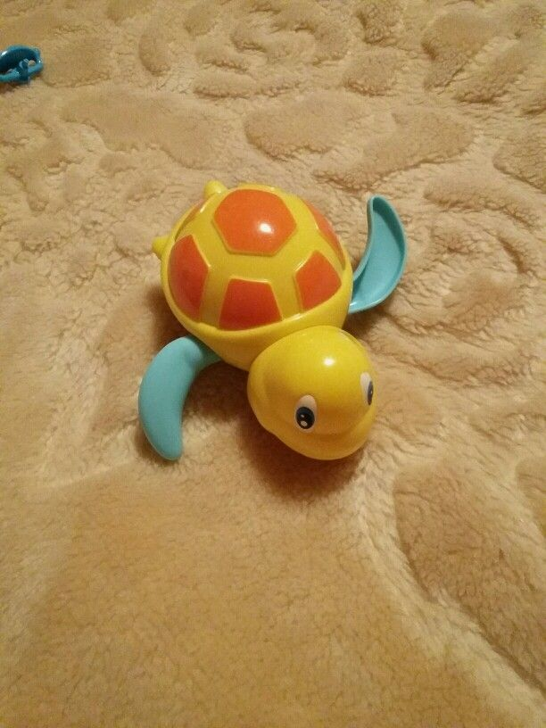Adorable Cute Turtle Baby Bath Toy Baby Care, baby care products ...