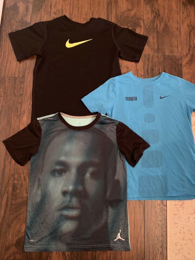 fe6eaba5515 Boys Large Nike Dri Fit Shirts Euc #fashion #clothing #shoes #accessories #