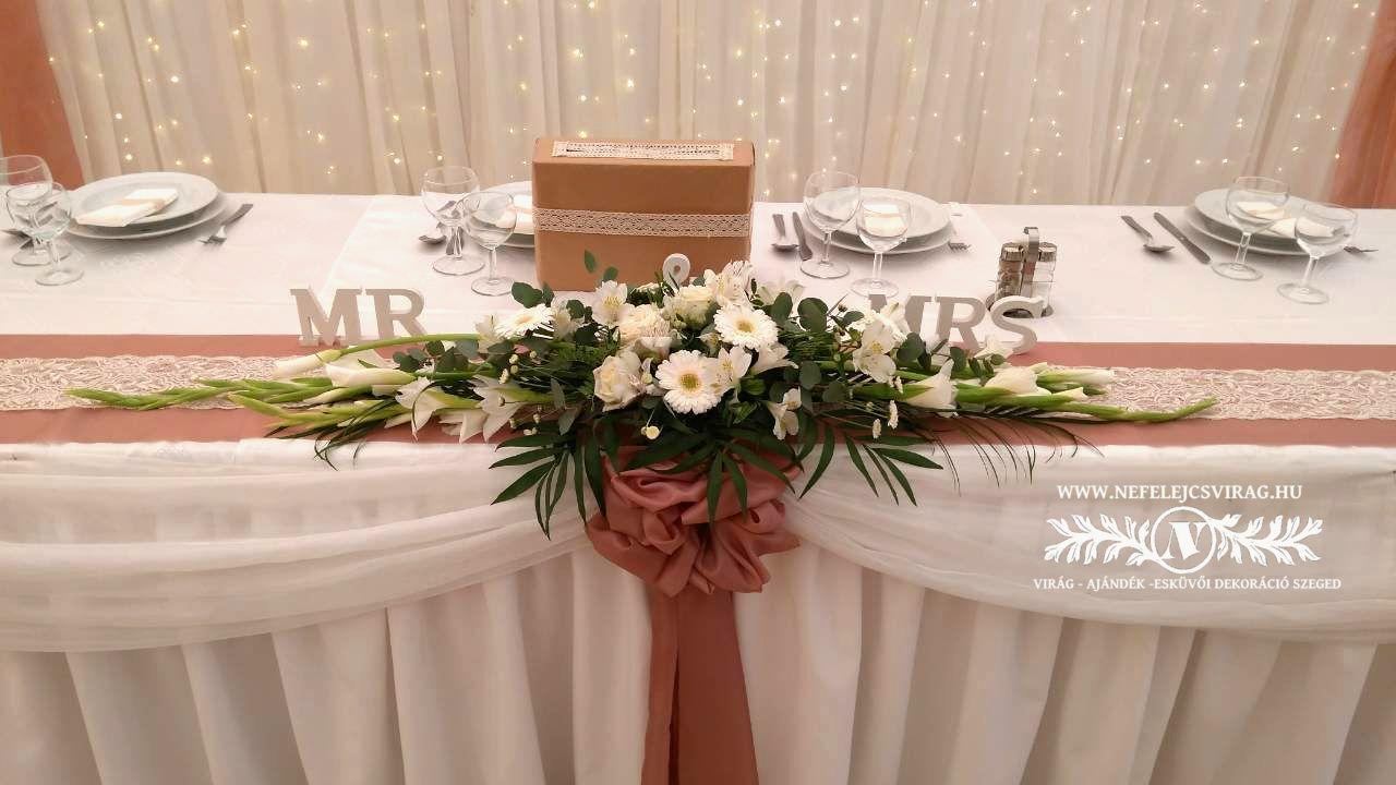 53f7ba2e82 Esküvői rózgold dekor, vintage stílusban   Esküvői Dekor ekkor: 2019 ...