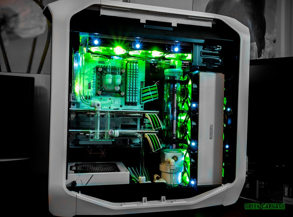 Snef build via OCN Water Cooling Club And Picture Gallery
