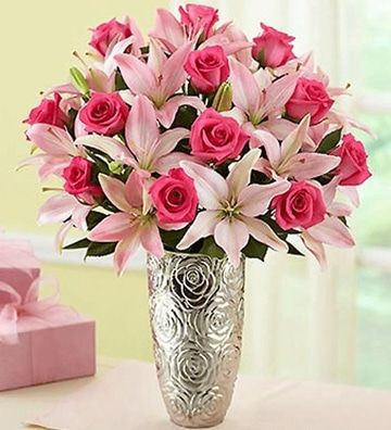 Diversos Arreglos Florales Para El Dia De La Madre Flori