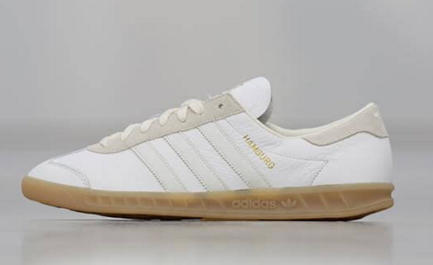 new styles 25783 6067b The Adidas Hamburg White Gum is releasing in 10 minutes...  httpift.tt1QPLGEY
