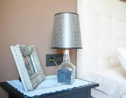 lamparas de mesa de noche diy