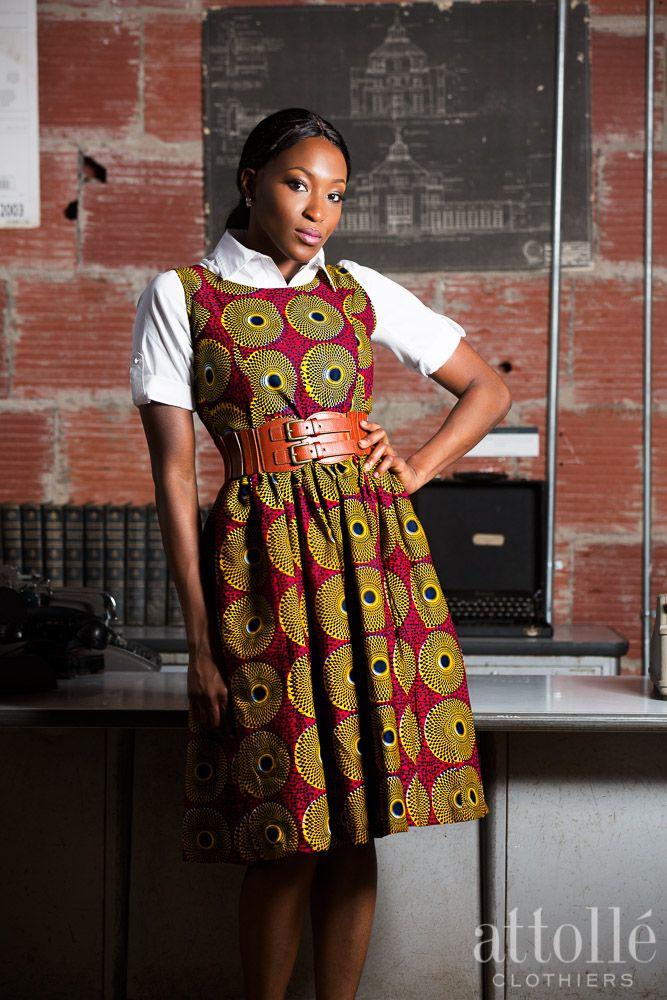 The Anne Dress | Zuvaa