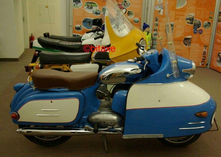 Jawa 350/354 police