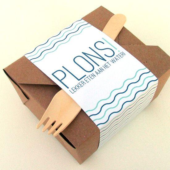 picknickdoosje  - karton