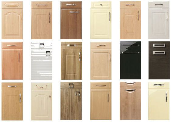 Kitchen Replacement Doors - 1 & Kitchen Replacement Doors - 1 | cabinet doors fronty | Pinterest ...