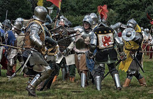The Battle, Herstmonceux Medieval Festival, Herstmonceux C… | Flickr