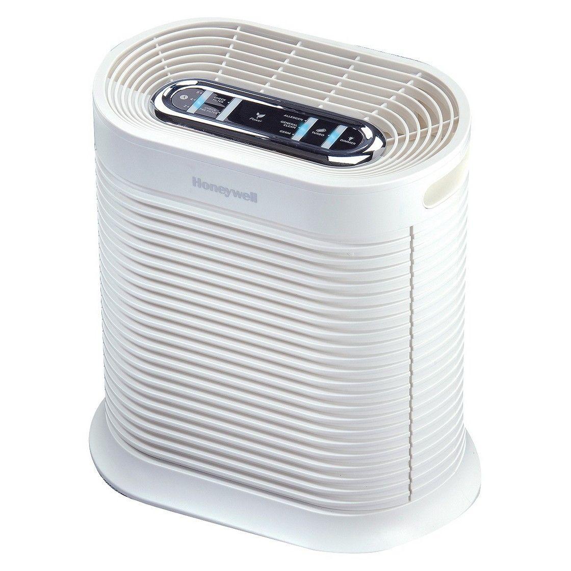 Honeywell HPA105TGTV2 True HEPA Air Purifier White