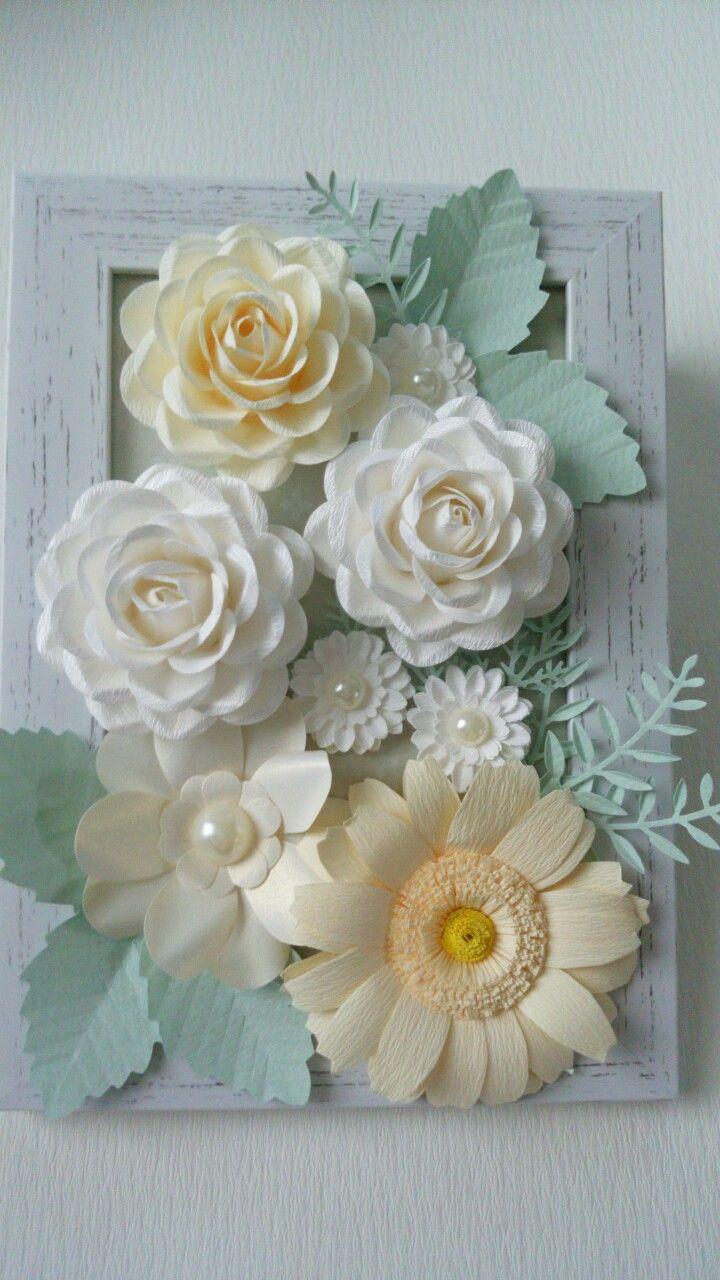 Pin By Esraa Ammar On Paper Flower Paper Flowers Paper Flower