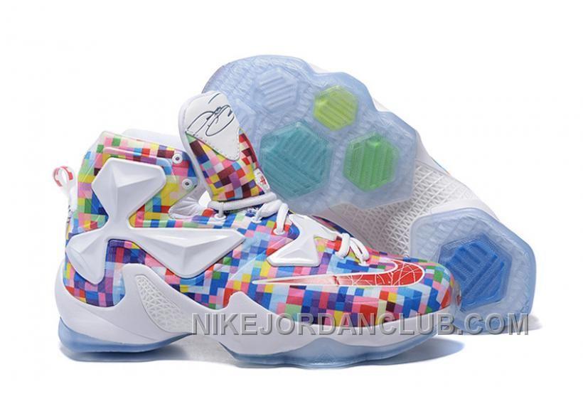 best website 15b38 cc0b6 Nike Lebron 13 XIII Multi Color Prism Schuhe - sommerprogramme.de