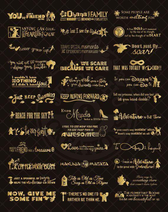 Photo of Super Disney Tattoo – Disney Quote Custom Vinyl Decal – We Do …, #Sticker # …