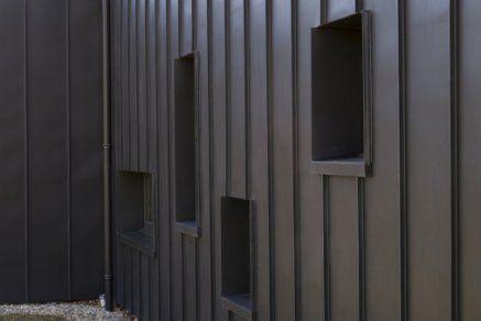 Vm zinc joint debout arthra zinc r alisations insts ntrs for Revestimiento exterior zinc