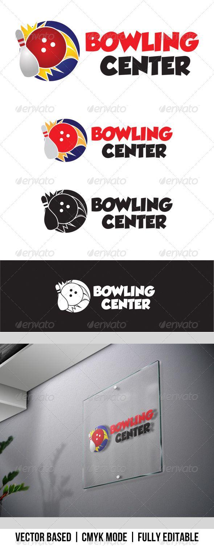 Bowling Center Logo