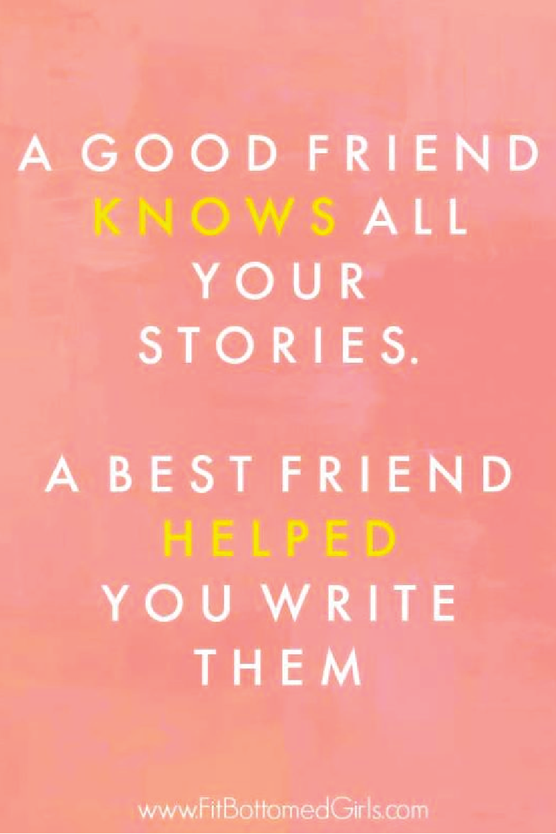 The Top 10 Best Friend Quotes Absolutely