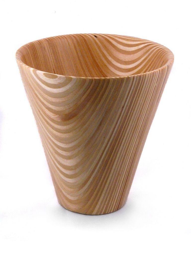 Woodturned baltic plywood vase aaturning woodturning woodturned baltic plywood vase aaturning wood lathewood turning reviewsmspy