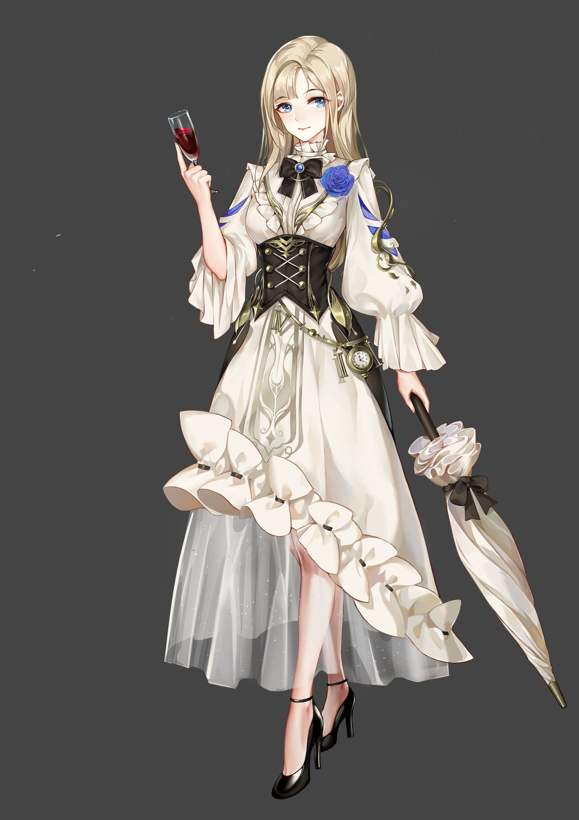 Pin On Rpg Female Character 18