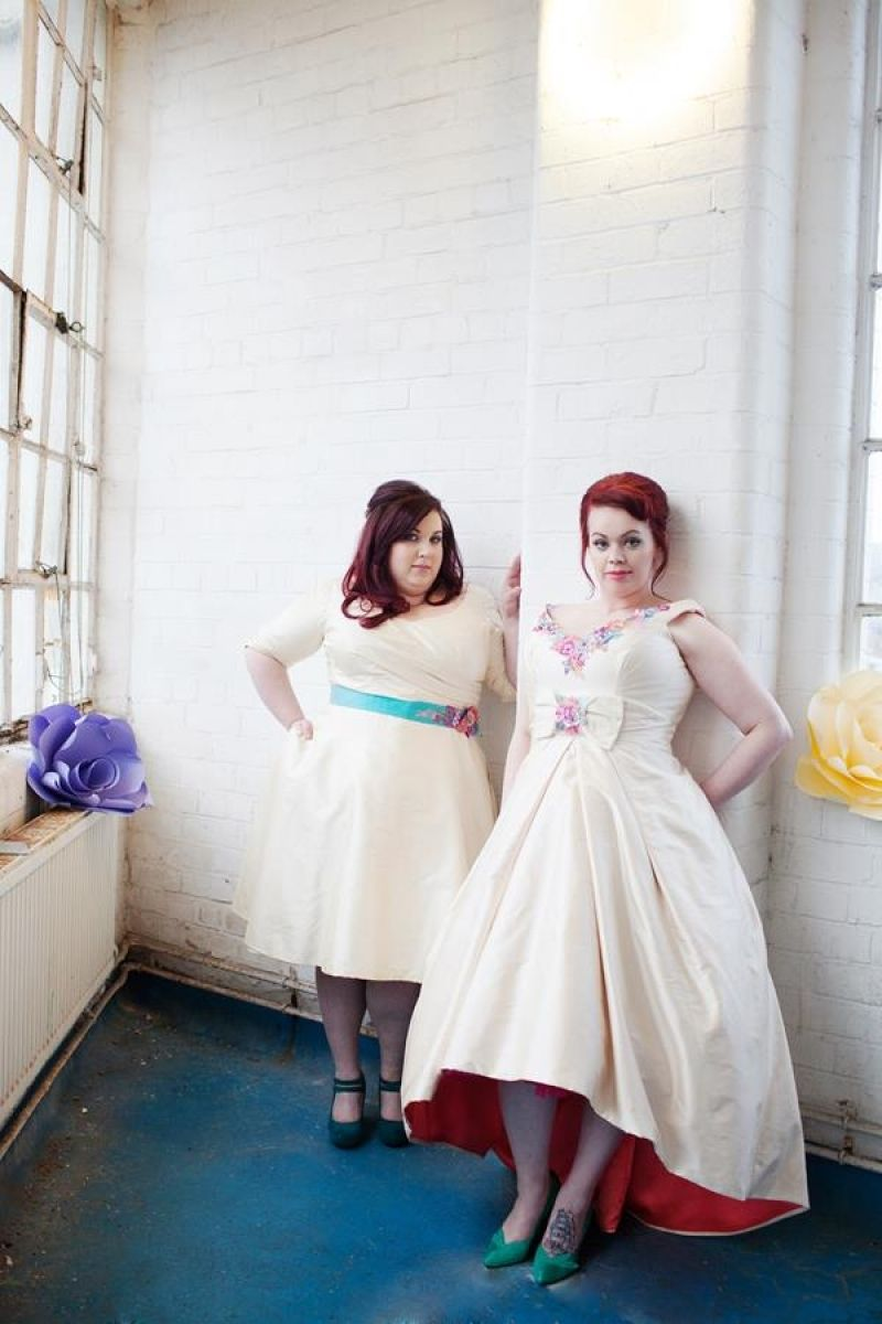 Perfect Alternative Wedding Dresses Plus Size 13 With Additional Regard To 1950s