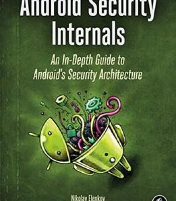 Android Security Internals Pdf Android Security Security