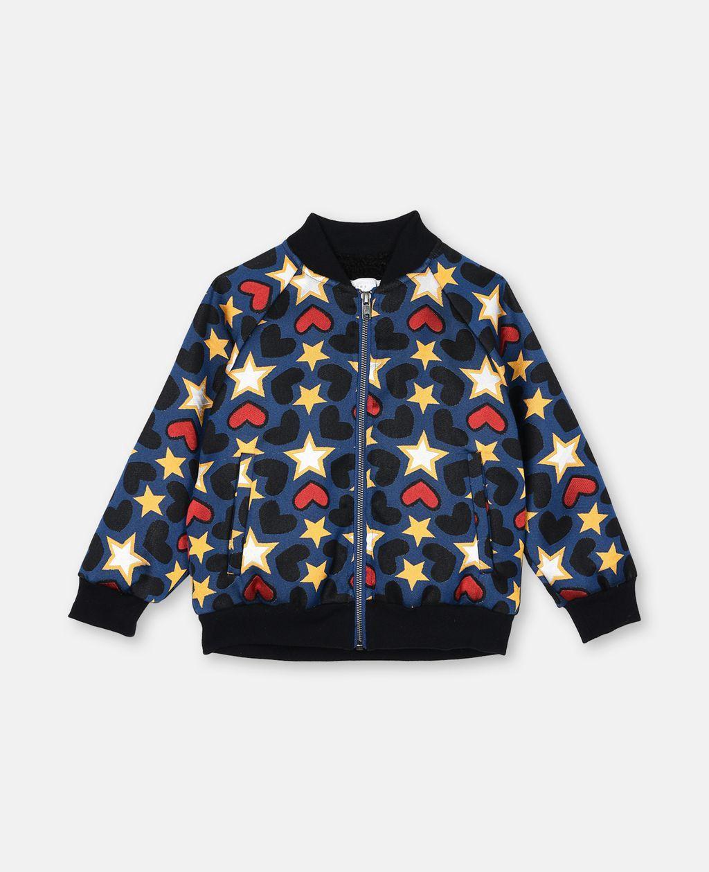00303e79797f Stella Mccartney Tapestry Bomber Jacket - 13-14