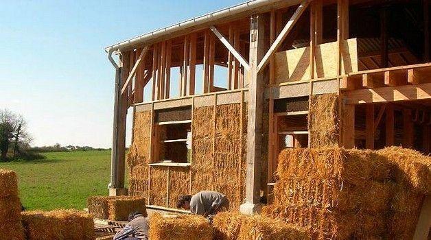 prix maison paille isopaille my home of the future x Pinterest - prix de construction maison