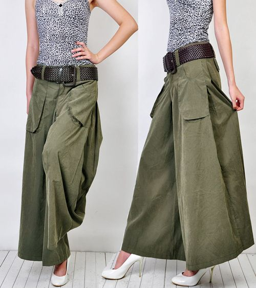 Photo of €16.13  Moda de verano más tamaño culottes pantalones anchos de la pierna de las mujeres pantalones largos fashion trousers wide leg pants wide leg pants women – AliExpress