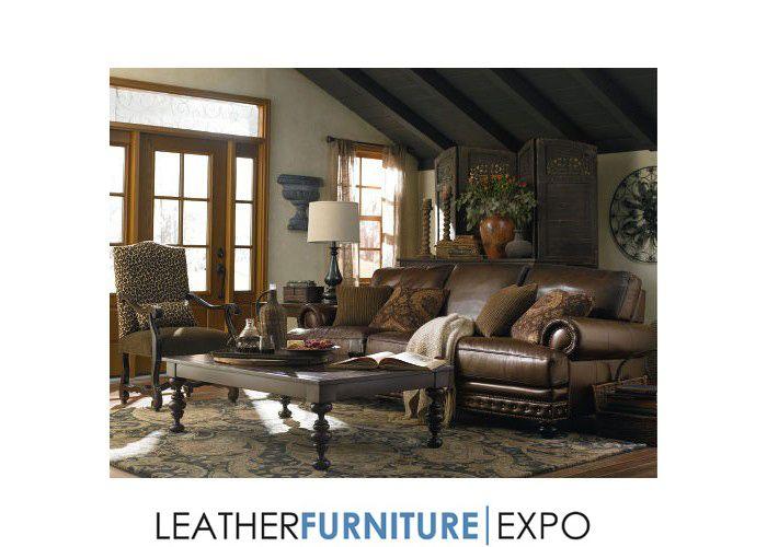 Bassett Callahan Leather Sofa Amp Set Leather Sofa Set