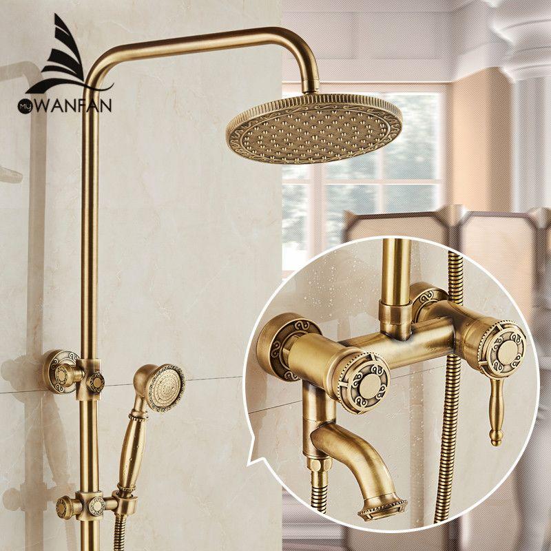 Fresh Vintage Shower Faucet Ideas