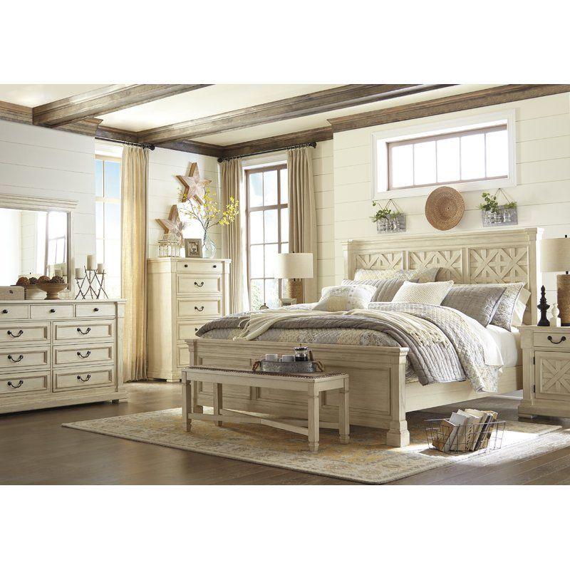 Best Alsace Panel Headboard Bedroom Furniture Sets White Paneling Remodel Bedroom 400 x 300
