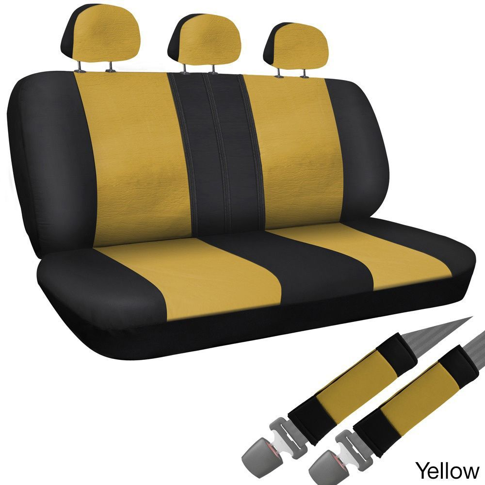 Fine Oxgord Synthetic Imitation Leather 8 Piece Bench Seat Machost Co Dining Chair Design Ideas Machostcouk