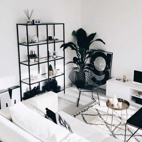 Best Classy Black And White Home Inspiration House Living 400 x 300