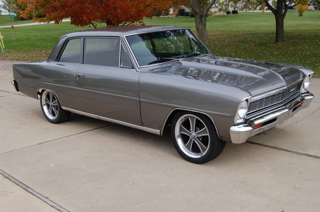 66 chevy nova dash | Trade: 1966 Nova (Chevy II) for TBSS? | hot ...