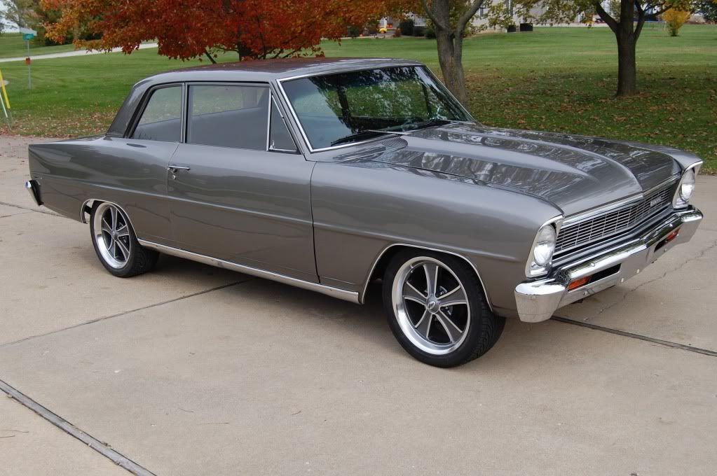 66 chevy nova dash | Trade: 1966 Nova (Chevy II) for TBSS? | hot ...