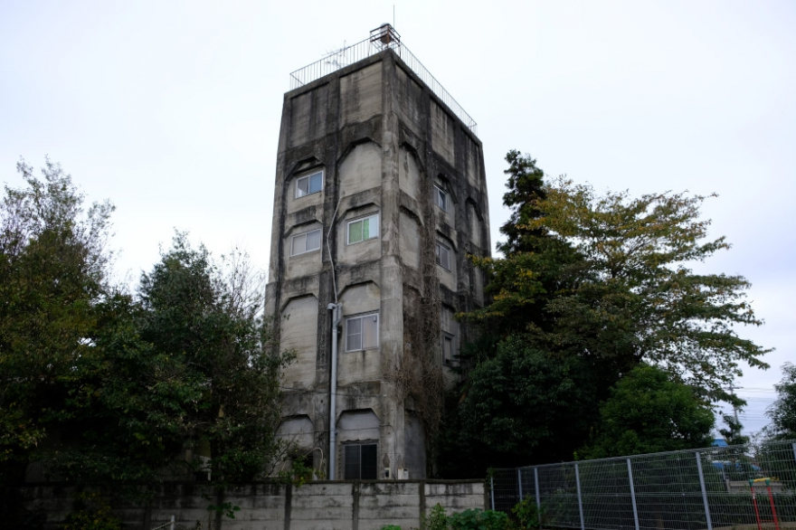 旧東京第二陸軍造兵廠深谷製造所給水塔は 埼玉県深谷市にある旧軍関連施設 周辺の軍施設に給水する 給水塔 軍 東京