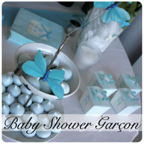 baby shower bleu blanc garcon baby th me d coration organisation id e th me planner baby pops. Black Bedroom Furniture Sets. Home Design Ideas