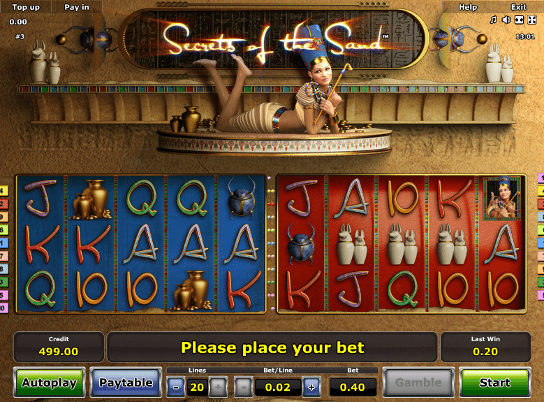 Spiele Ancient Secret - Video Slots Online