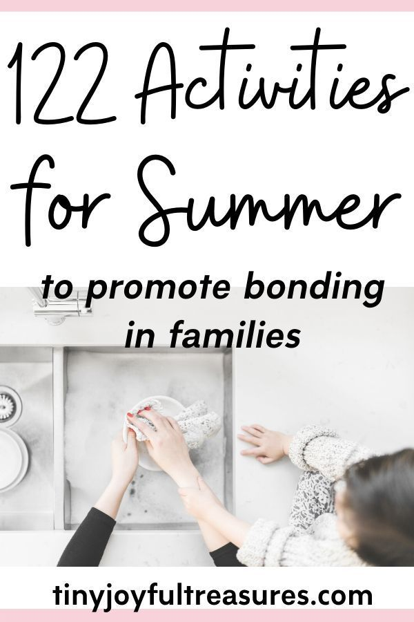 Photo of 122 Super Fun Things To Do With Kids At Home – Tiny Joyful Treasures