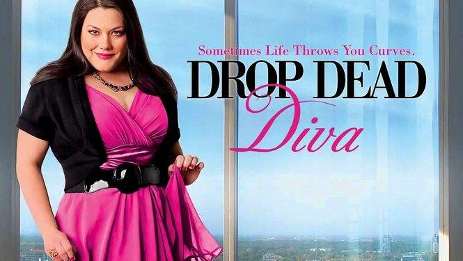 Netflix instant pick of the week drop dead diva reel to - Drop dead diva trama ...