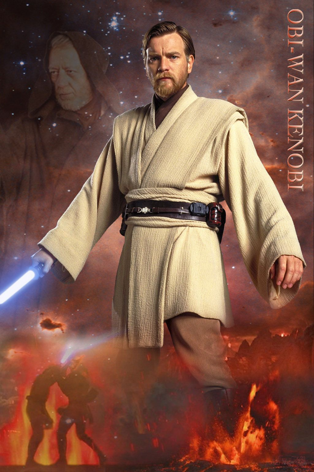 23 Times Obi Wan Kenobi Was 1 000 Done Star Wars Pictures Star