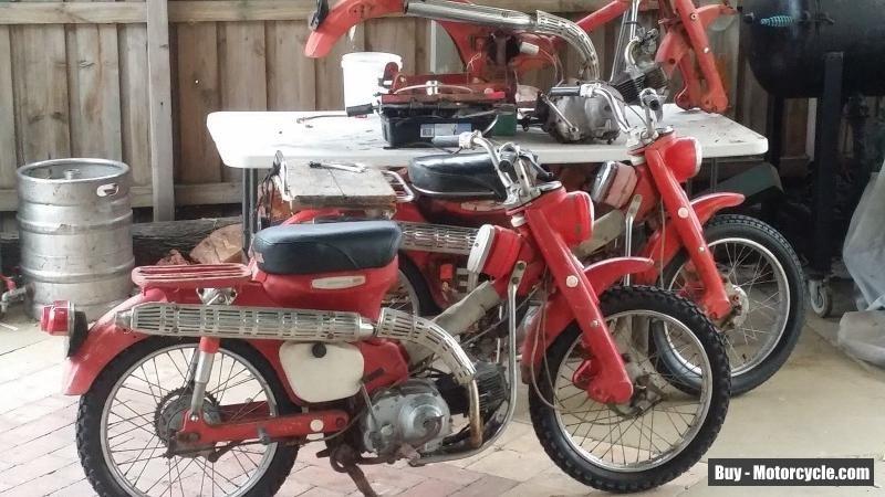 3 X Honda Ct90 Postie Bike Ag Bike Ct110 Aprilia Forsale Australia Cars For Sale Kawasaki