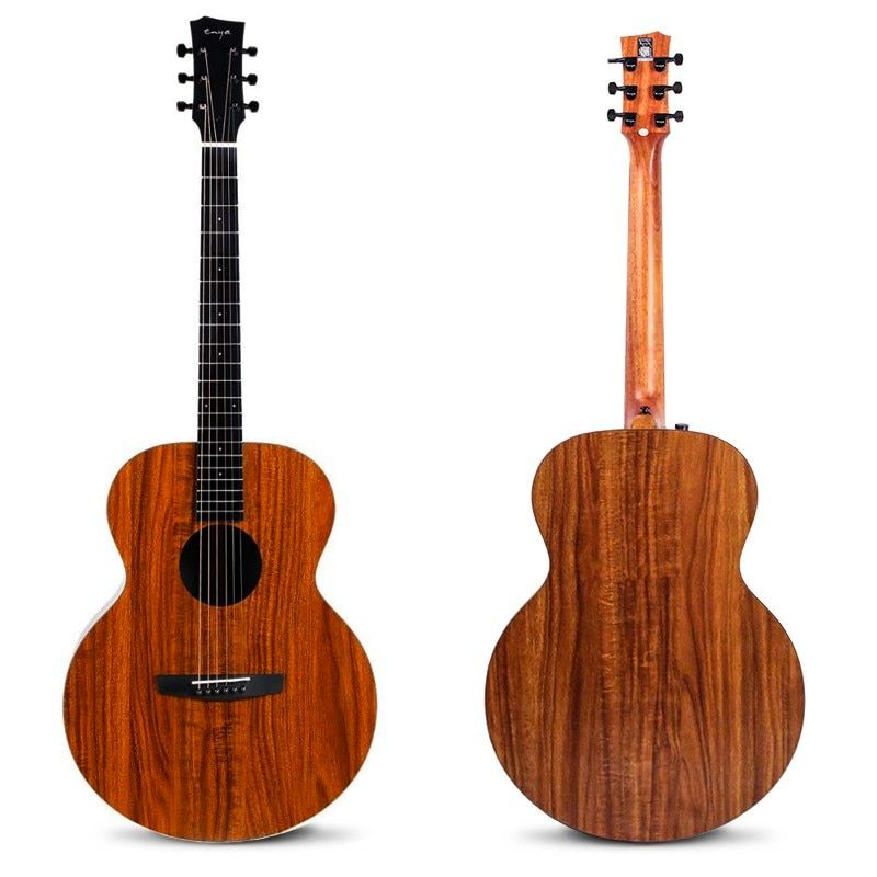 Cheap Acoustic Guitar Buy Quality Rd Guitar Directly From China Guitarra Acoustic Suppliers Enya Ea X1 Eq 41 Inch Koa Pattern Guitar Acoustic Guitar Acoustic