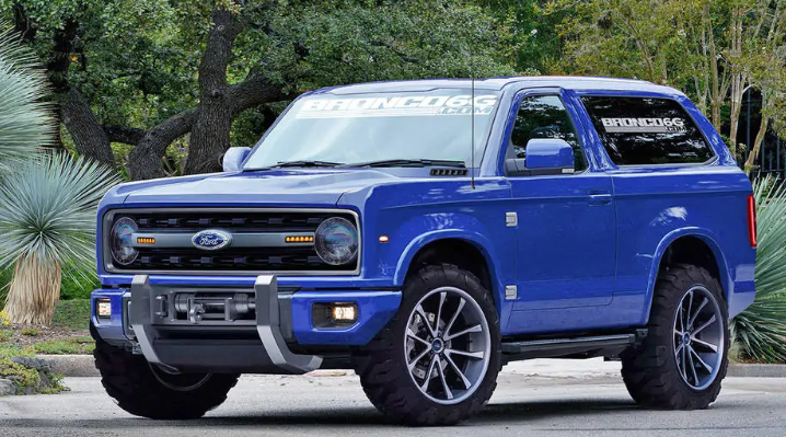 2022 Ford Bronco Release Date Price And News Ford Ranger Ford Bronco Ford
